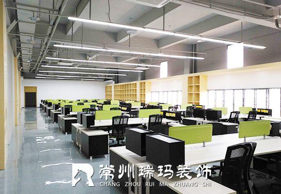 厂房办公室装修3