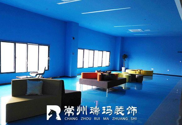 厂房办公室装修4
